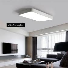 rf remote control acrylic light modern