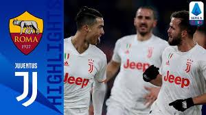 Roma 1-2 Juventus | Winter Champions! Demiral & CR7 Bring Juve ...