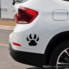 2020 Wholesale Home Decorations Automobile And Motorcycle With Products Vinyl Decal Car Glass Window Stickers Jdm Wolf Paw Animal From Zhangmin771215 23 12 Dhgate Com