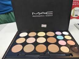 mac professional makeup palette