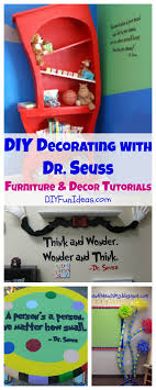Diy Dr Seuss Furniture