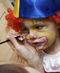 how to do clown makeup easy tutorial