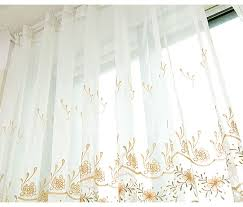 Living Room Or Dressing Room Curtains In Cream Coloured