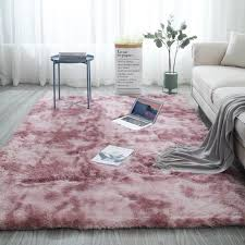 Fluffy Nonslip Rug Carpets For Living Room Decor Faux Fur Rugs Kids Room Long Plush Rugs For Bedroom Shaggy Area Rug Modern Mats Buy At The Price Of 4 13 In Aliexpress Com
