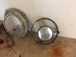 silver telescope mirror restoration