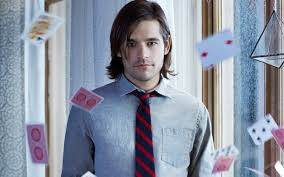 For The Magicians Star Jason Ralph Fantasy Is Real Life