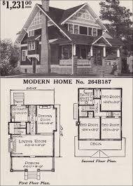 craftsman bungalow house plans