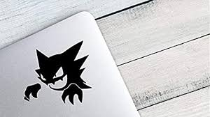 Amazon Com Haunter Decal Haunter Sticker Vinyl Decal Vinyl Sticker Car Laptop Car Decal Car Stickers Window Decal Wall Sticker Decal Sticker Car Truck Window Die Cut Vinyl 15x13 Cm White White Home Kitchen