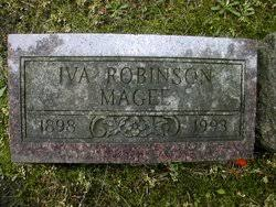 Iva Mae Green Magee (1898-1993) - Find A Grave Memorial