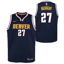 Maglia Denver Nuggets Nike Icon Swingman - Jamal Murray - Ragazzo