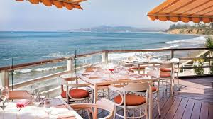 Santa Barbara Oceanfront Restaurant ...