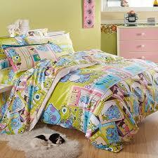 monsters inc bedding