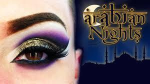 arabian nights make up tutorial ft
