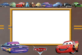 Cars Free Printable Photo Frames Marcos Para Fotos