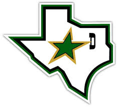 Dallas Stars Nhl Hockey Sticker Decal 4 X 4 Etsy