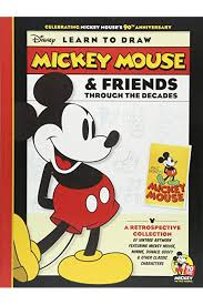 com learn to draw mickey mouse