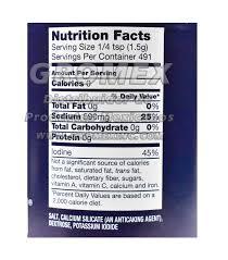 morton salt iodized 24 26 oz gromex