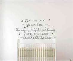 nursery decor nursery vinyl wall lettering stickers quotes and