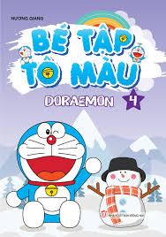 MoonShine :: Bé tập tô màu Doraemon tập 4