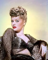 Alexis Smith Lace Fantasy 1945 | Hollywood Pinups Color Prints