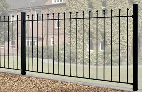 Manor Wrought Iron Style Metal Garden Fence Panels Cheap Manor Wrought Iron Style Metal Garden Fence Panels To Buy Online Metal Gates Direct