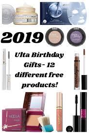 ulta 2019 birthday gift guide