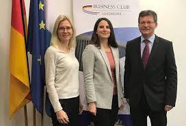 Business Club Luxemburg: Julie Jacobs zur neuen Geschäftsführerin ernannt:  Business Club Luxemburg