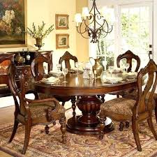 ashley furniture round dining table