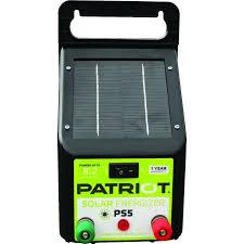 True Test Ps5 Solar Fence Energizer 4v Solar Fence Energizer 4v 0 05j Output 0 07j Stored 2 Miles Energizer Electric Fence Energizer Rechargeable Batteries