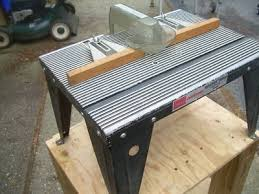 Craftsman Router Table Model 25444 108463807