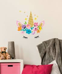 Ambiance Magic Unicorn Wall Decal Set Best Price And Reviews Zulily