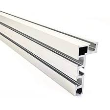 Aluminum Table Saw T Slot 600 Mm 75 Type T Slot For Woodworking Diy Modification For Fence 75 Mm Height With T Rails Amazon Co Uk Diy Tools