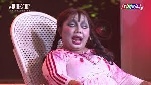 Búp bê Annabelle bất ngờ xuất hiện trong gameshow Cặp Đôi Hài Hước ...
