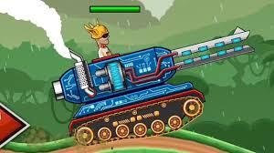 Cartoons about tanks   Xe Tăng Bọc Thép Cân Cả Thế Giới - YouTube