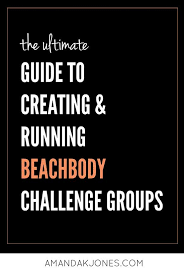 ultimate guide to beachbody challenge