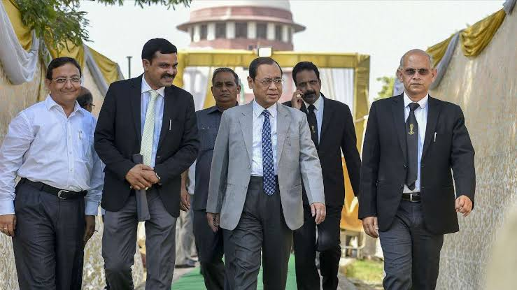 Image result for ranjan gogoi family""