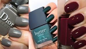 the top 12 nail polish colors you