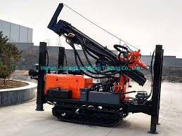 kw180r homemade water well drilling rig