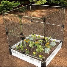 Stack Extend Animal Barrier Fencing Garden Netting Garden Fence Panels Cedar Raised Garden