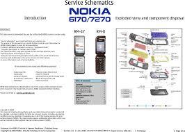 47_RM 8_Schematics_2_0 Nokia 6170 Rm ...