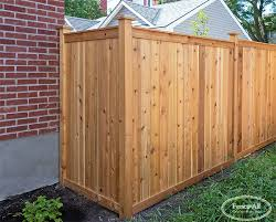 Forest Hill Wood Fences Products Fence All Ottawa On