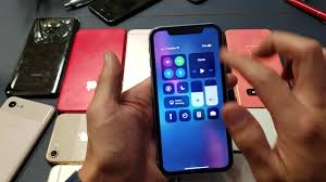 iphone xr how to use turn on off
