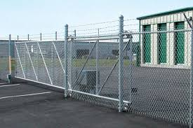 Chain Link Fence Gates Cantilever Sliding Gates Swing Gates More
