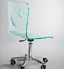 acrylic office chair plexiglass office