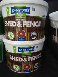 Johnstone S 9 Litre Shed And Fence Paint In Wv14 Wolverhampton For 12 50 For Sale Shpock