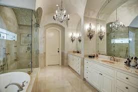 modern bathroom chandeliers ideas