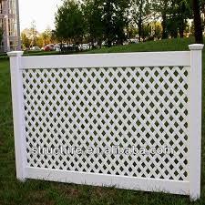 Plastic Lattice Product Plastic Lattice Fence Lattice Fence Panels Plastic Lattice Privacy Fence Designs