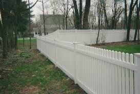 Pvc Fencing In Rutland Ma Precision Fence Company Inc