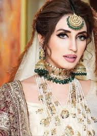 heavy bridal makeup wedding ideas