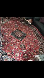 9 meter traditional old persian rug